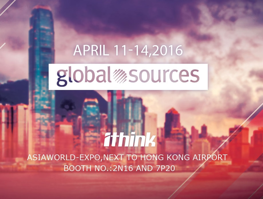 Ithink will be exhibited at the Global Sources Electronics_北京埃森